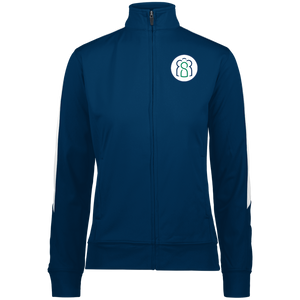 MC Ladies' Performance Colorblock Full Zip