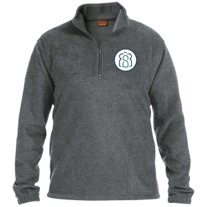 MC 1/4 Zip Fleece Pullover