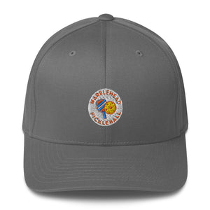 Marblehead Pickleball Flexfit Twill Cap