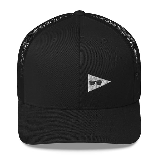 YBYC Just Shades Sidestyle Trucker Cap