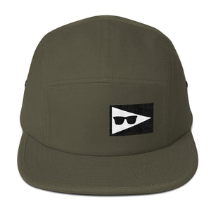YBYC Just Shades Five Panel Camper Cap
