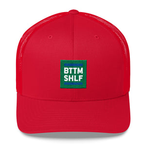 BTTM SHLF Originals Trucker Cap