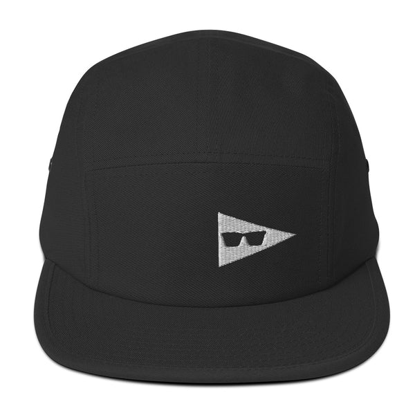 YBYC Just Shades Five Panel Cap