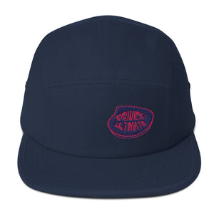 Ipswich Ultimate Vintage Five Panel Cap