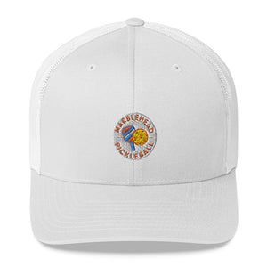 Marblehead Pickleball Trucker Cap