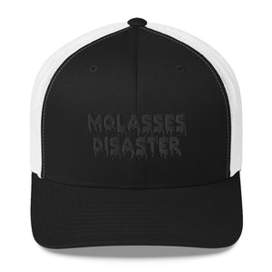 MD Black on Black Trucker Cap