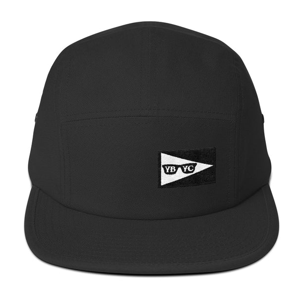 YBYC Five Panel Camp Cap