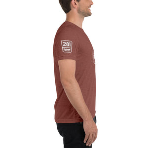 M Red Pine Retreat Short Sleeve T