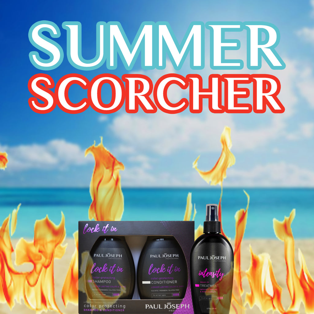 Summer Scorcher - Protecting Your Hair from Damaging Rays