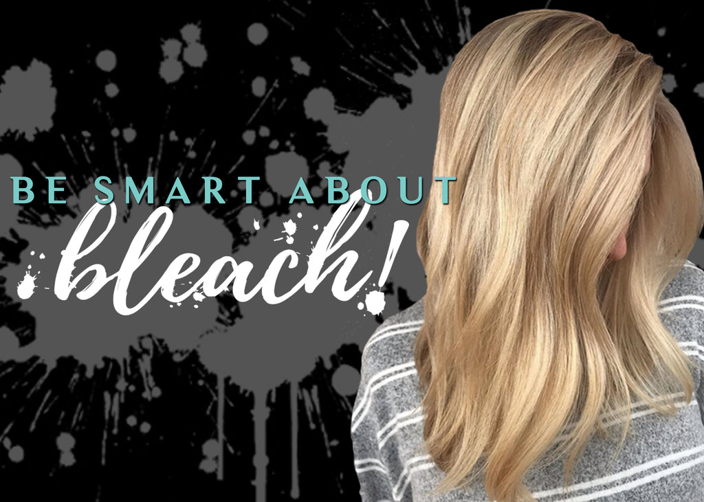 Be Smart About Bleach!
