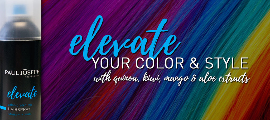 Elevate Your Color & Style with Quinoa, Kiwi, Mango & Aloe Extracts!