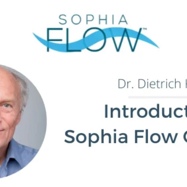 Benefits of Sophia Flow Cream with Dr. Klinghardt