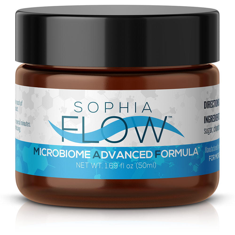 Sophia Flow, Microbiome Advanced Formula