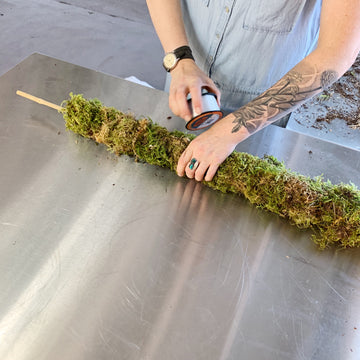 Moss Pole Workshop