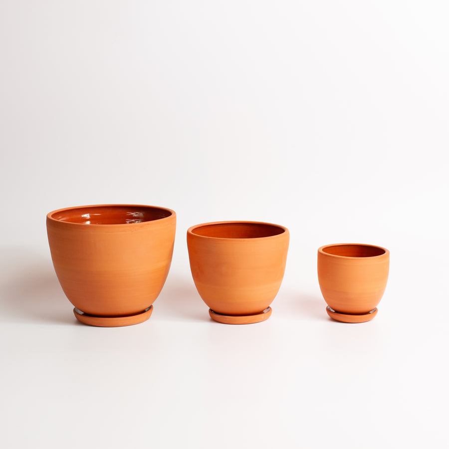 Little Fire Ceramics Terra-cotta Planter