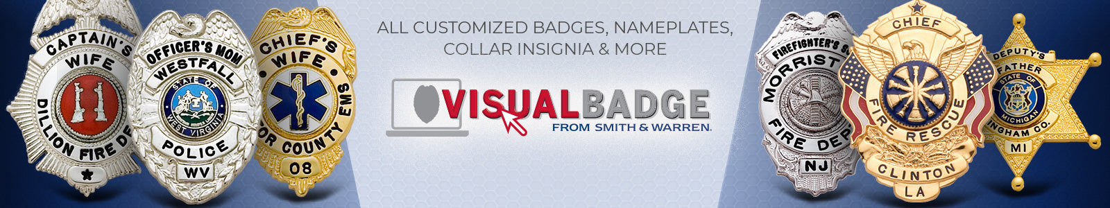 Visual Badge Builder