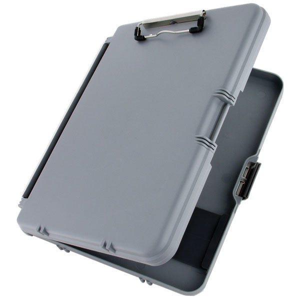 Saunders Workmate Clipboard, Gray