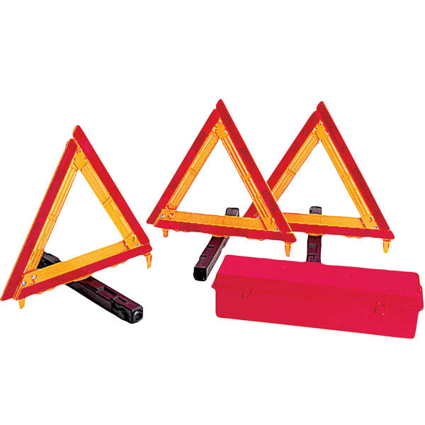 James King & Company Triple Triangle Warning Kit
