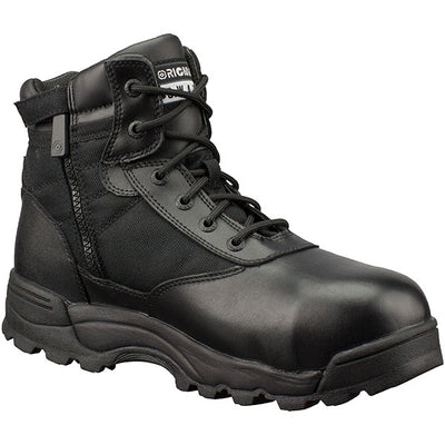 "Original SWAT Classic 6"" Side-Zip Waterproof Safety Boot"