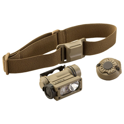 Streamlight Sidewinder Compact Ii, Military, W/R/B/Ir Led