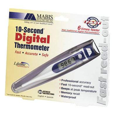 Mabis Digital Thermometer