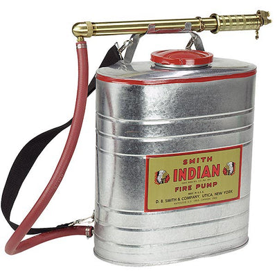 Smith Indian Fire Pumps Indian Fire Pump, 5 Gallon Steel Tank