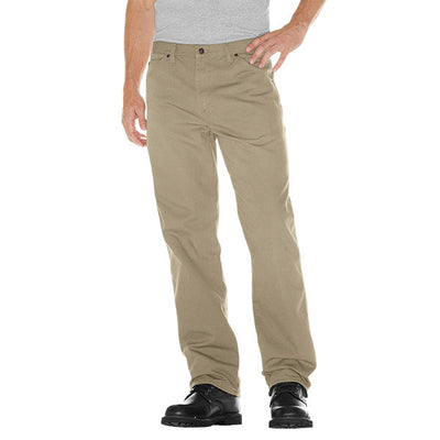 Dickies Relaxed Fit Duck Jean With Hammer Loop