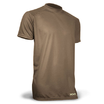 XGO Phase 1 Advanced Cooling Ss Crew T-Shirt