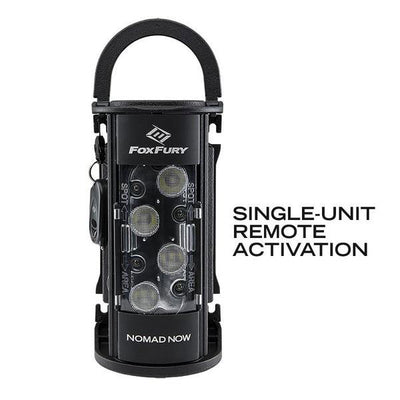 FoxFury Nomad® Now Scene Light W/ Single-Unit Remote Activation