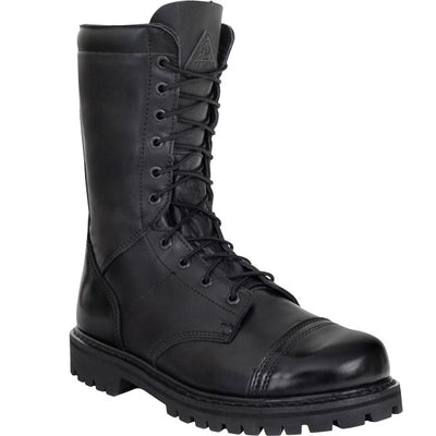 "Rocky 10"" Side-Zip Jump Boot"
