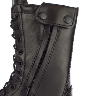 "Rocky 10"" Waterproof Side-Zip Jump Boot"