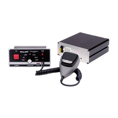 Whelen Remote Siren Amplifier