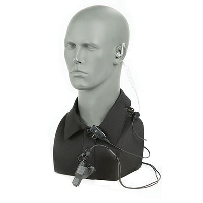TCI Low Profile 2-Wire Patrol Earpiece