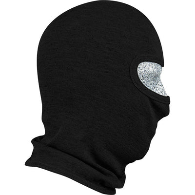PGI Cobra S.W.A.T. Tactical Fire Hood, Single Ply, Small Face Opening, Para-Tek Fr Tri-Blend, Black
