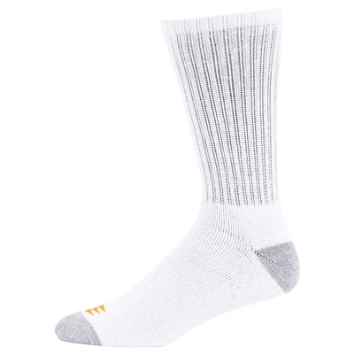 Gildan USA 6-Pack Classic Cushion Crew Socks