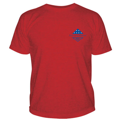 5.11 Tactical Folds Of Honor Stand With Us Tee