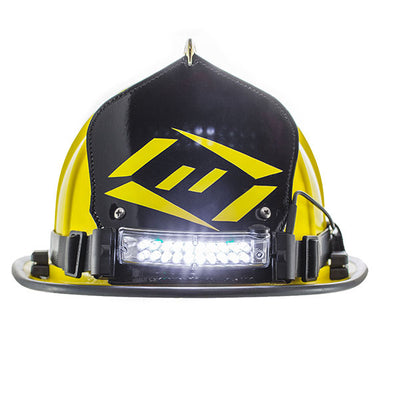 Fox Fury Command 20 Fire Tilt Helmet Light