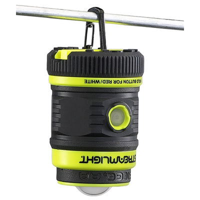 Streamlight Siege Aa W/ Magnetic Base, Ultra-Compact, Alkaline Work Lantern, Yellow