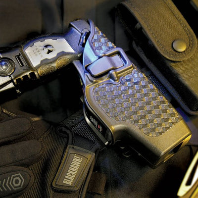 Blackhawk Taser X-26 Level 2 Duty Holster
