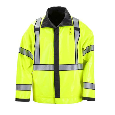 5.11 Tactical Long Reversible Hi-Vis Rain Coat