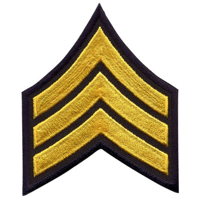 "Hero's Pride  3"" Wide Chevron Patch"