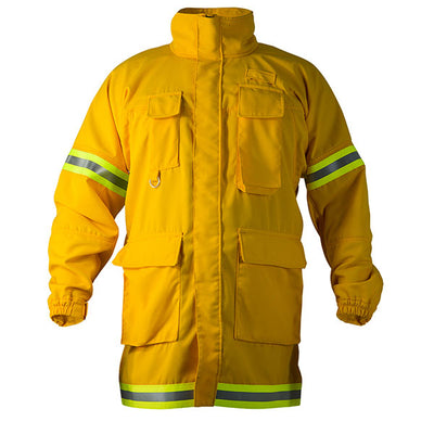 PGI Fireline Smokechaser (Deluxe) Field Coat, Yellow