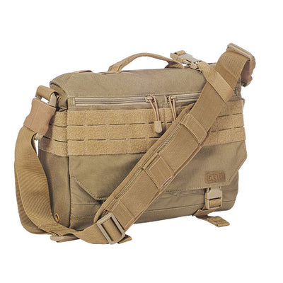 5.11 Tactical Rush Delivery Messenger Bag, Mike