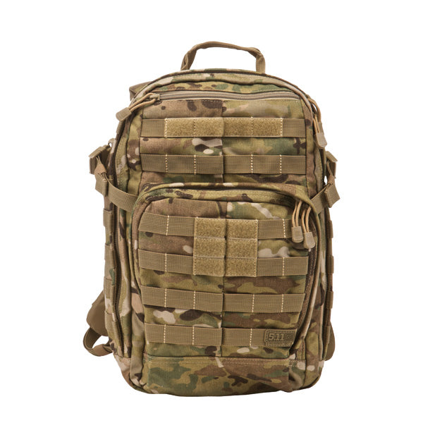 6085a5c83b 5.11 Tactical Rush 12 Multicam Backpack