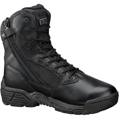 "Magnum Boots Stealth Force 8"" Side-Zip Waterproof Boots"