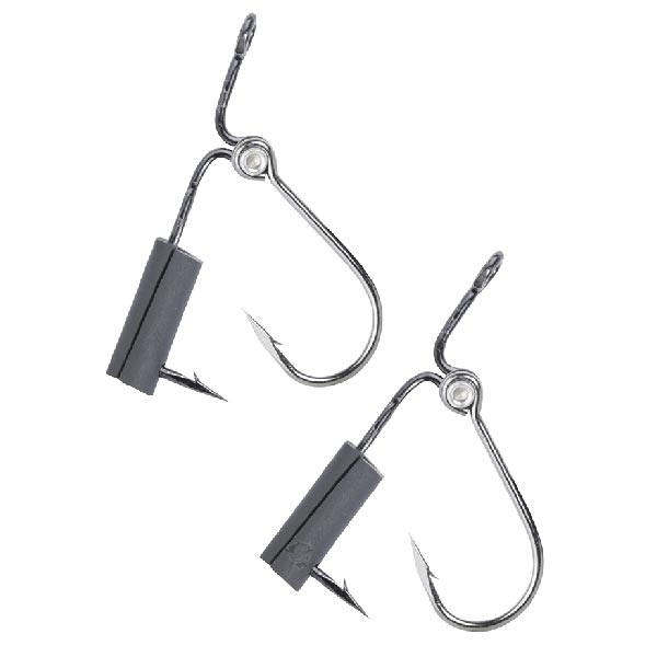 5 Star Gear (2/Pk) Fish Hooks - Black