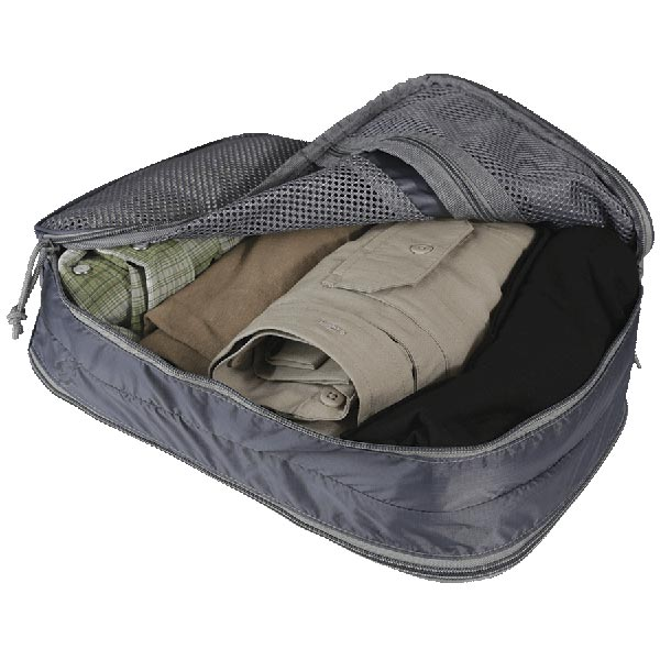 5 Star Gear Backpacker Cube Organizer - Smoke Grey