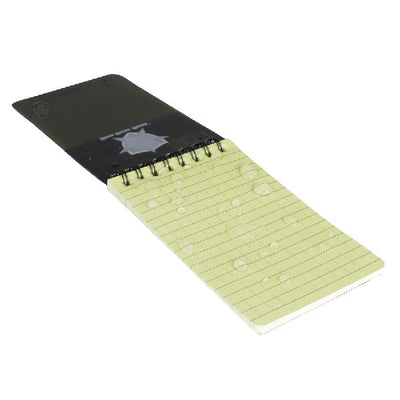5 Star Gear Weatherproof Notebook (3X5) - Od Green