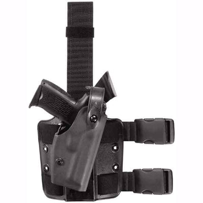 SafariLand Sls Tactical Holster, Level 2, Black