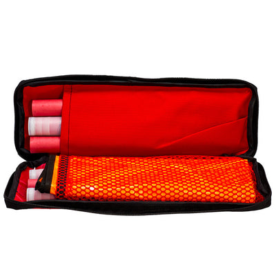 Orion Safety Products Roadside Emergency Flare Kit With Six 20 Minute Flares (0720 Flare)